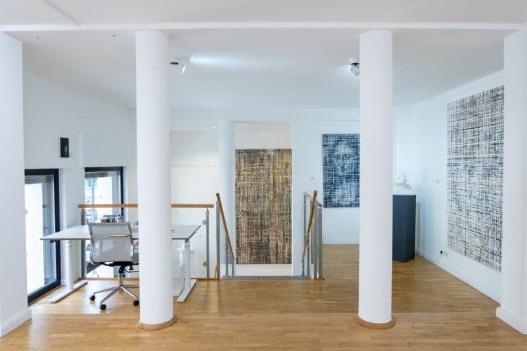 Galerie Moonart Zwischenetage