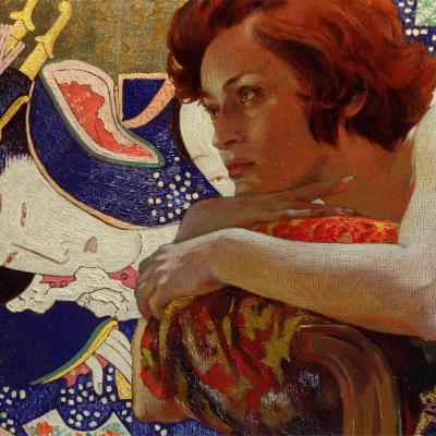 Reflexionen Viktor Goryaev